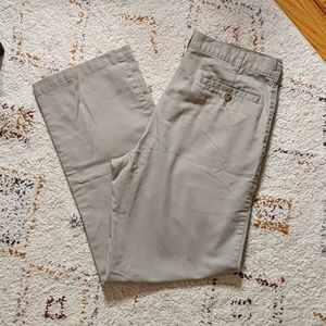 George brand flat front pants